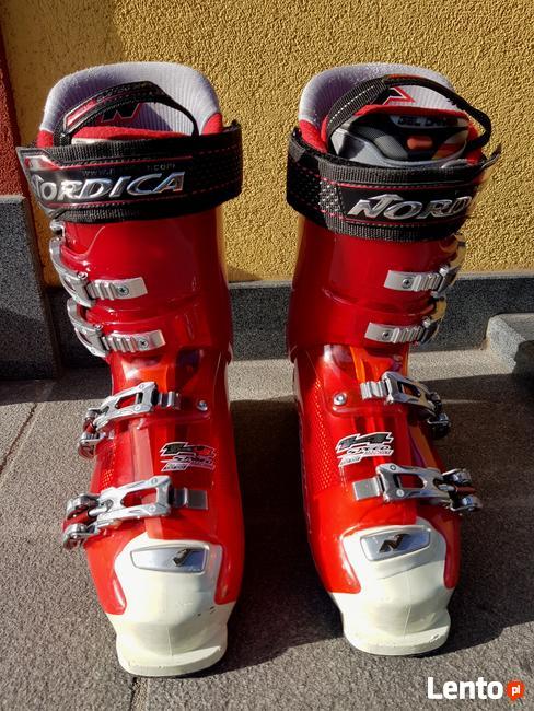 Buty narciarskie Nordica rozmiar 41-42, wkładka 270-275 mm