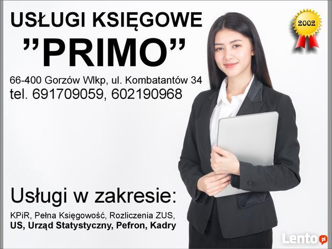 Biuro Rachunkowe Gorzów Wielkopolski