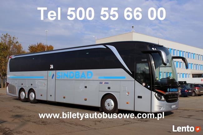 Bilety Autobusowe Chorzów - Kolonia
