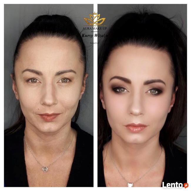 29 sierpień|Jednodniowy Kurs Wizażu Szkolenie Makijaż MakeUp