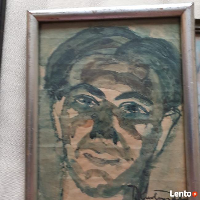 Tadeusz Kutermak autoportret