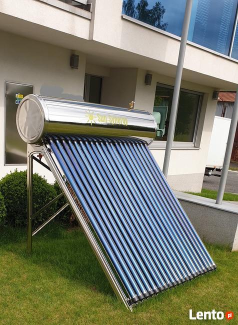 Solarny ogrzewacz wody SUN SYNERGY KCHP - 150