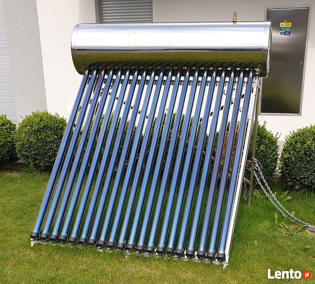 Solarny ogrzewacz wody SUN SYNERGY KCHP - 200