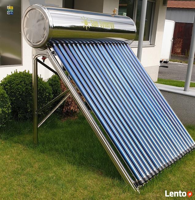 Solarny ogrzewacz wody SUN SYNERGY KCHP - 240