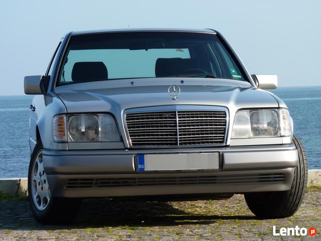 Piękny zadbany Mercedes W124 E200 klima LPG (bez rdzy)