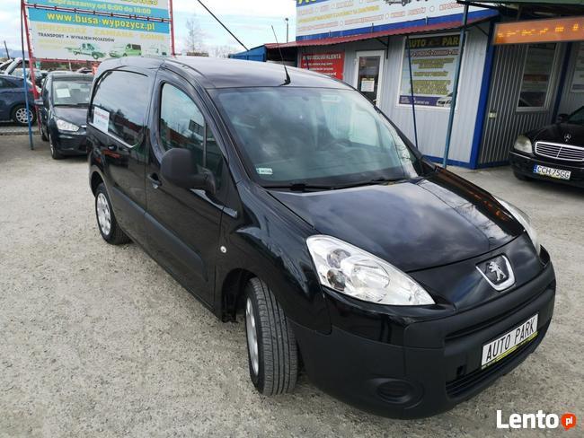 Peugeot Partner 1.6 Hdi 90Km - CIĘŻAROWY - FAKTURA VAT - ZAREJESTROWANY