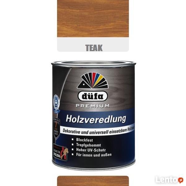 HOLZVEREDLUNG DUFA 0,75 l TEAK