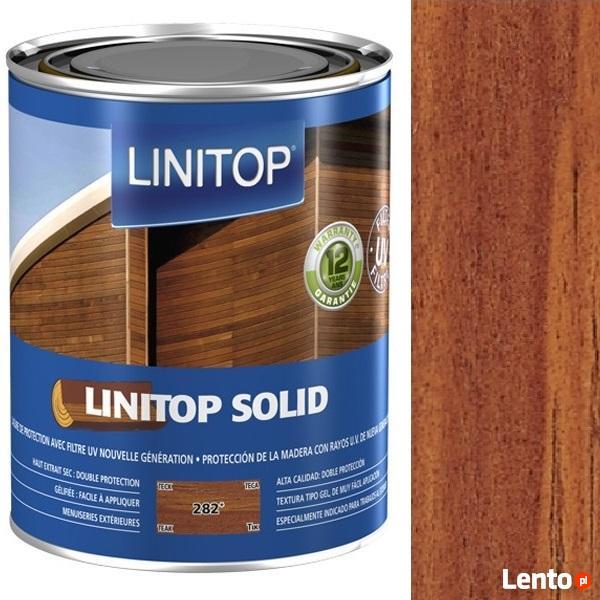 Lakierobejca z Filtrem UV LINITOP SOLID 2,5 l TEAK