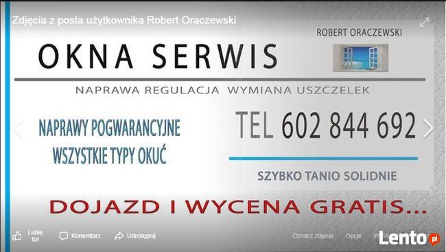 Serwis Naprawa Okien PCV Kraków Nowa Huta