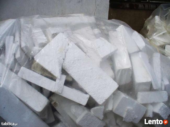 Przyjme odpad styropianu styropinowy resztki styropian odpad