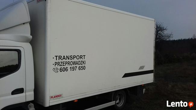 przeprowadzki ,transport