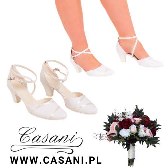 CASANI buty produkujemy na zamówienia damskie ślubne weselne