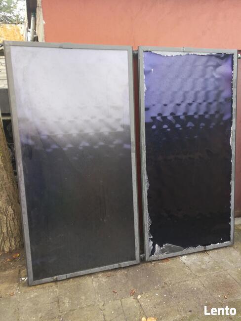 Kolektory słoneczne fotowoltaiczne panele haweka płyty