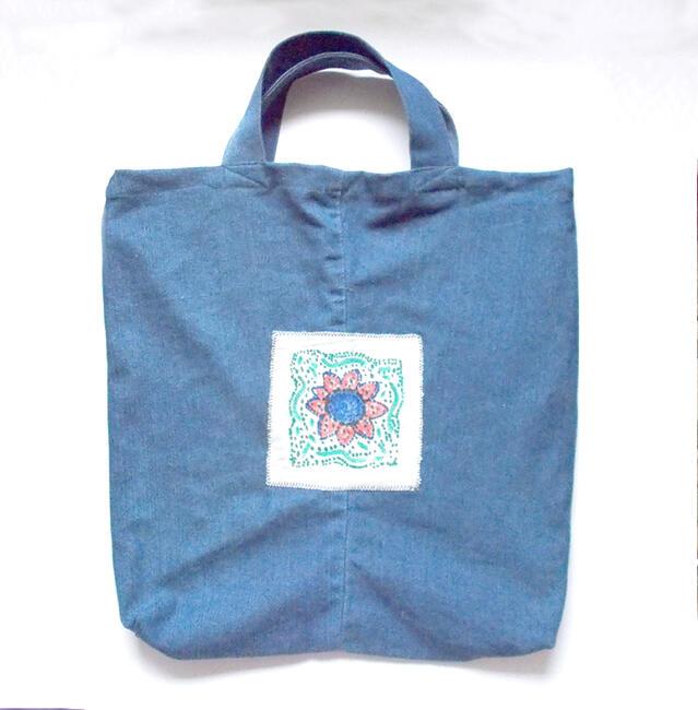 dżinsowa torba