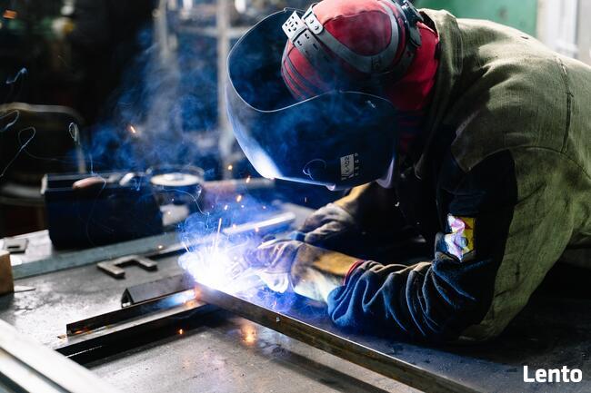 PRACOWNIK OBRÓBKI METALU ślusarz / spawacz / operator CNC