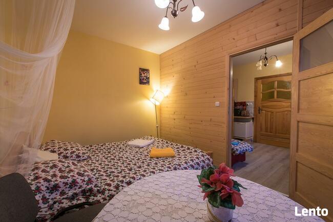 mieszkania dla pracowników w Poronine