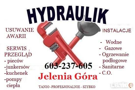 Hydraulik-Instalacje-Junkersy-Piece-Serwis