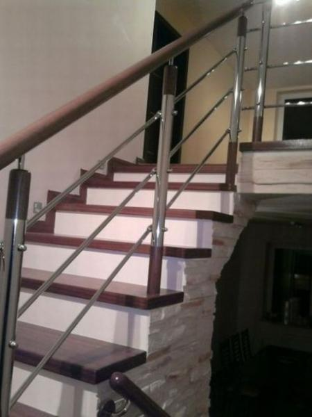 schody,balustrady Barierki nierdzewne,Bielsko,Katowice,Wadow