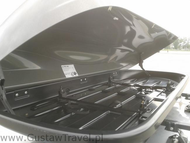 Wypożyczalnia Bagażników Samochodowych - GustawTravel
