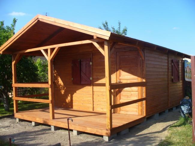 domki narzędziowe, ogrodowe, altany, drewutnie, wiaty