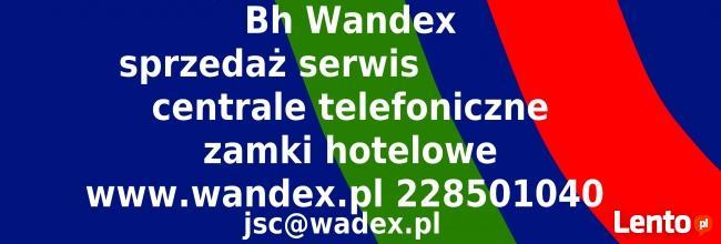 Programowanie central telefoniczny Slican Platan Panasonic