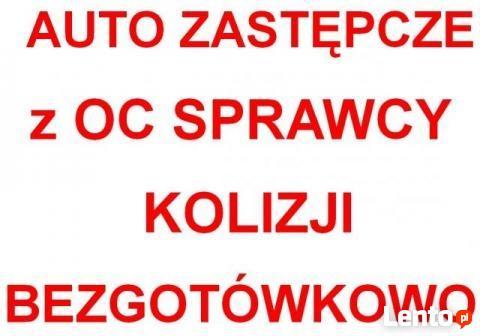 MILICZ Samochód zastępczy z OC sprawcy kolizji ZA DARMO !!!