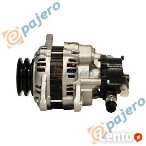 Alternator vacuum