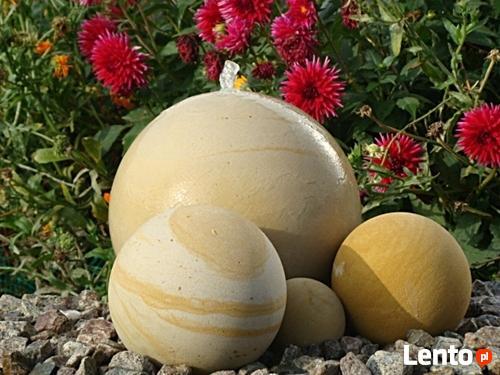 Kule kamienne - piaskowiec, kamień naturalny