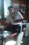 Barman - kelner , obsługa imprez okolicznościowych.