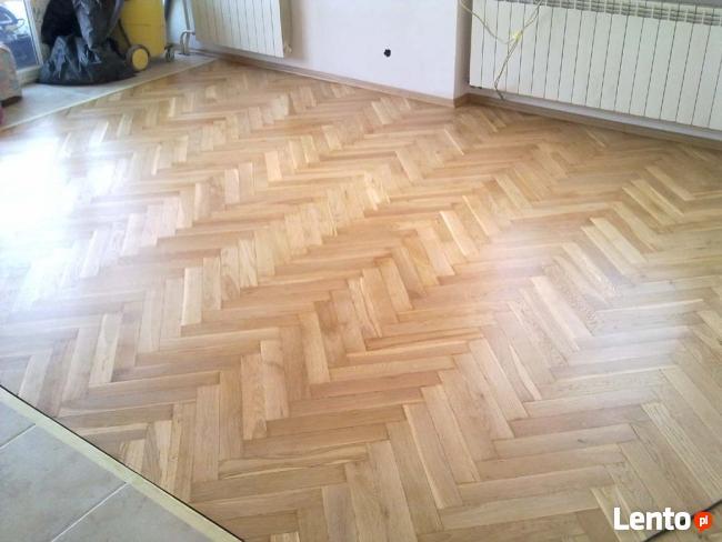Podłogi - układanie naprawy cyklinowanie .
