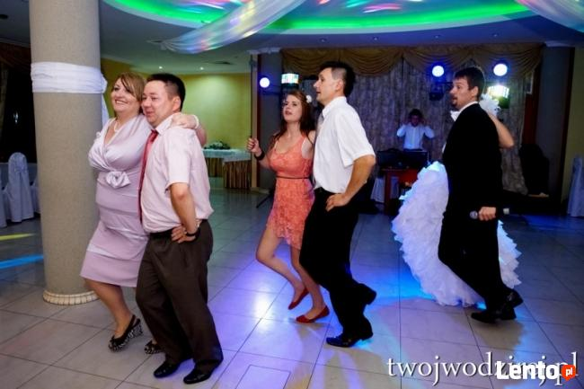 Wodzirej DJ na wesele, imprezę