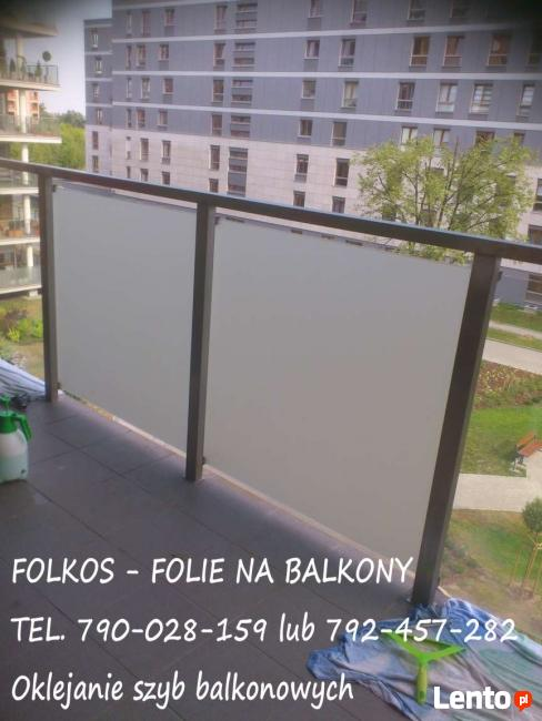 folie na balkon folia na balkony folie na balkony warszaw. Black Bedroom Furniture Sets. Home Design Ideas