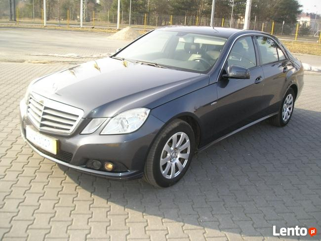 sprzedam mercedesa W212 E220