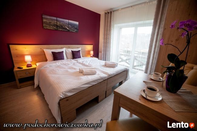 WAKACJE w Wiśle, nowe pokoje 2 osobowe ze śniadaniem! WISŁA