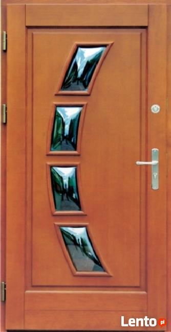 Drzwi zewnętrzne firmy :wiatrak-w atrakcyjnej cenie