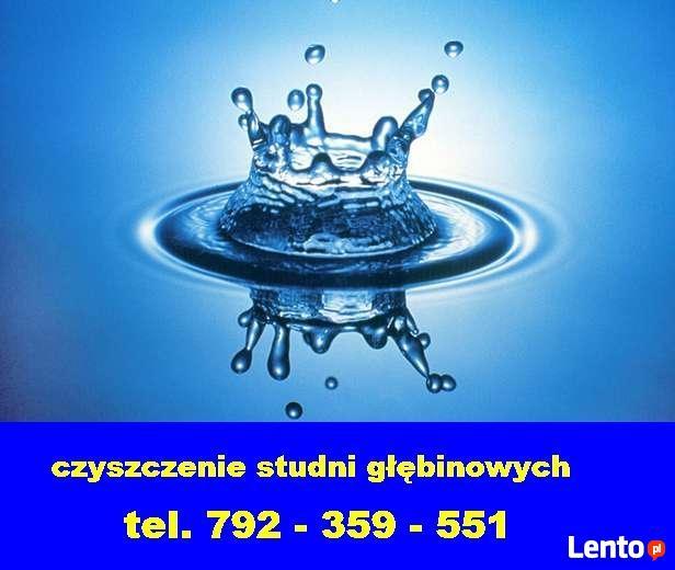 czyszczenie studni Wilkowice, Jasienica, Jaworze, Buczkowice