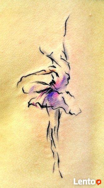 tattoo Łódź henna indyjska tatuaż czasowy