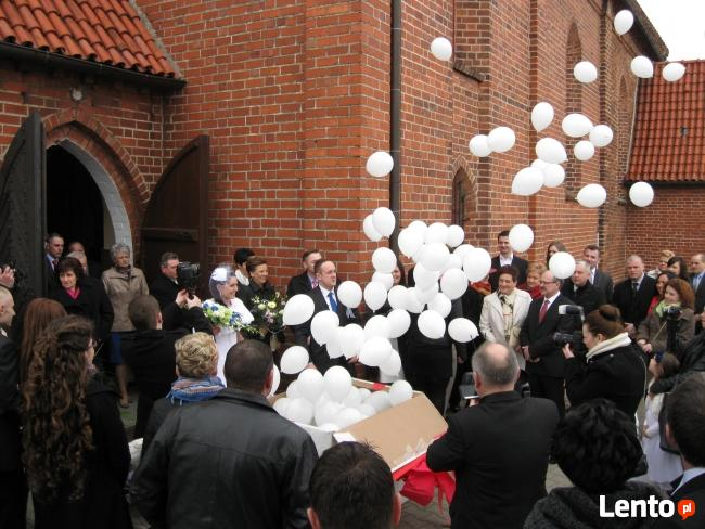 Balony z helem w poznaniu , hel do balonów , pudło z balonam