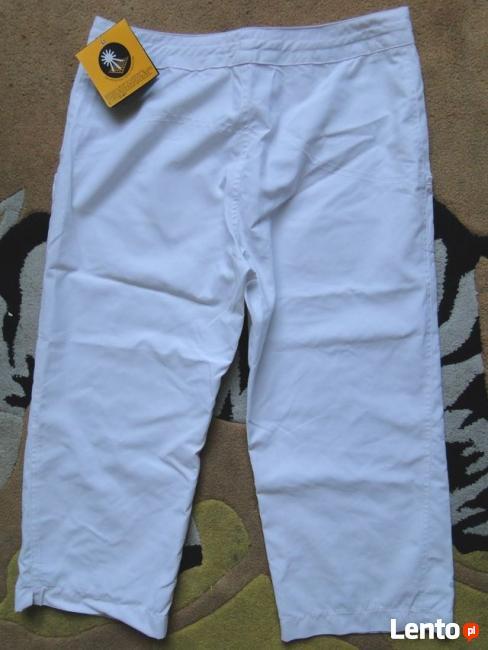 Spodnie nowe 3/4, letnie, rozmiar 36/S, przesyłka gratis