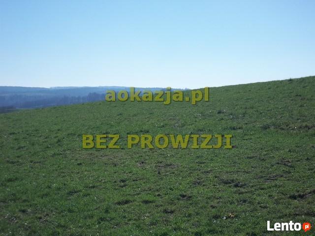 Działka budowlana 22ar, wydane WZ, Gnojnica, Ropczyce