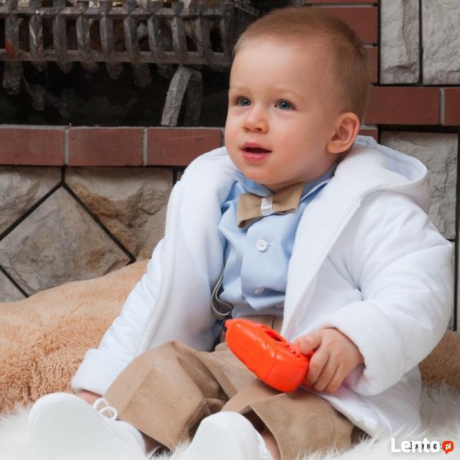 Ubranka do chrztu dla chłopca