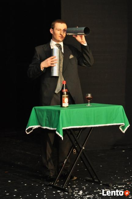 Iluzjonista i Magik Toruń, Pokazy iluzji i magii Toruń