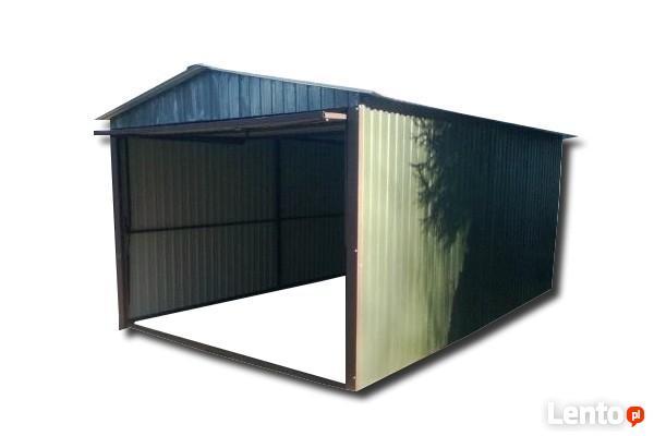 3x6 garaż blaszany akryl wiaty blaszane hala blaszane