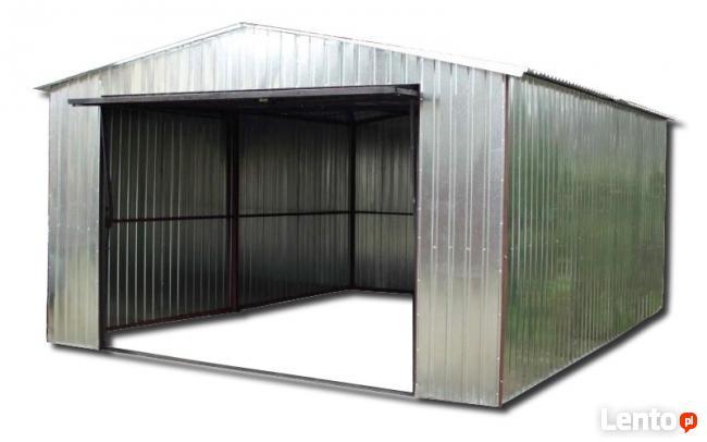 Garaż blaszany blaszaki garaże blaszane 5x5 OBNIŻKA CEN