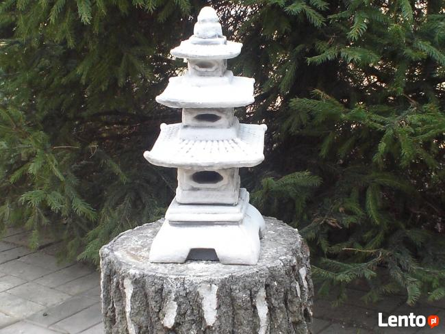 pagoda 3 dachy