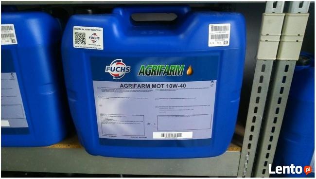 Olej Fuchs Agrifarm MOT 10W40 - 20 litrów