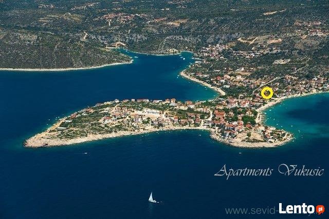 Chorwacja - wakacje nad morzem
