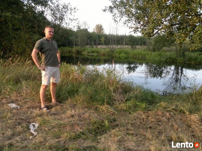 Prywatne jeziora z działką - TANIO !