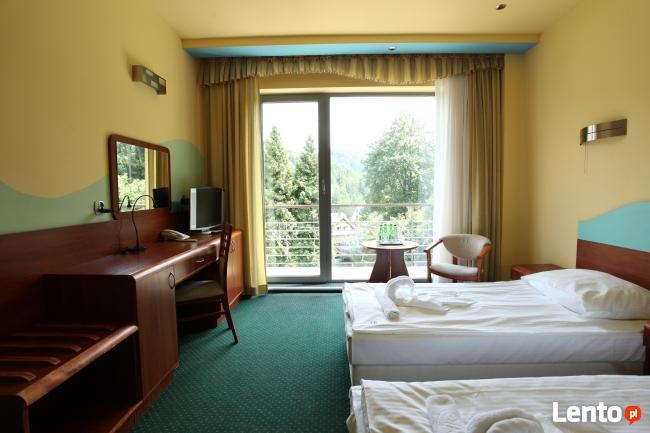 Wakacje w Wiśle w Hotelu Arka Spa