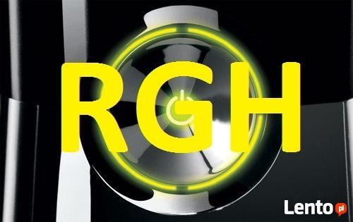 XBOX360, Przeróbka RGH, RGH2, eXtra okazja CR3!! CAŁA POLSKA